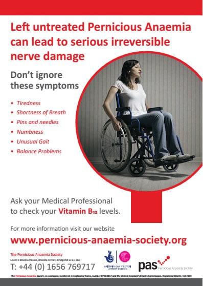nerve damage poster