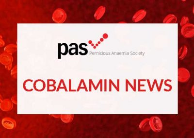 Cobalamin News : Winter 2018: Chairman's Report of 2018