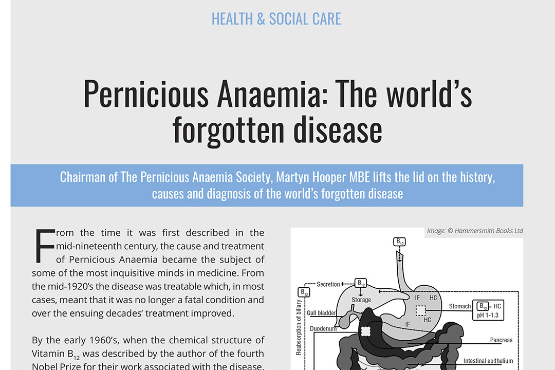 The world's forgotten disease