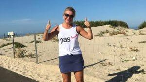 Elise London Marathon