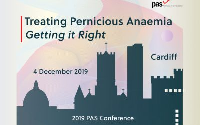 PAS Conference 2019: Treating Pernicious Anaemia – Getting it Right