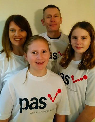 PAS Challenge events