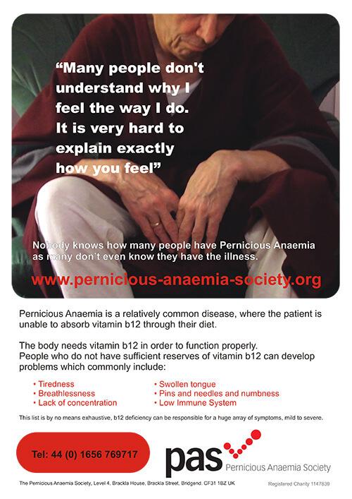 PAS poster awareness